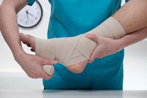 metatarsal fracture or fracture of the foot