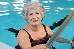 Hydrotherapy for older people